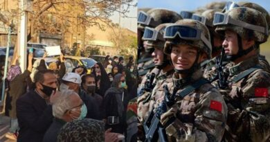 סין תציב למעלה מ-5,000 חיילים ותבנה בסיסים צבאיים סיניים באיראן. מפגינים בערים מרכזיות איראניות: 'אנחנו לא למכירה'
