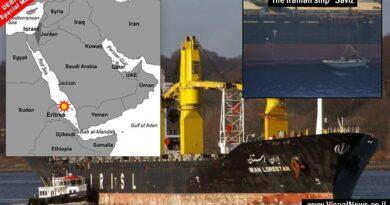 תקיפה אוניית הביון  האיראנית מראה שההתמודדות בין ישראל לאיראן עברה מהגשר היבשתי האיראני-סוריה, לגשר הימי האיראני-הים האדום