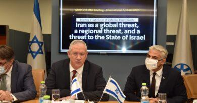 ההצהרה המסוכנת של שר הביטחון גנץ כי 'ישראל יכולה לחיות עם הסכם גרעיני חדש', היא למעשה הסכמה ישראלית להפיכת איראן למדינת סף גרעינית